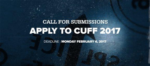 Apply to CUFF 2017